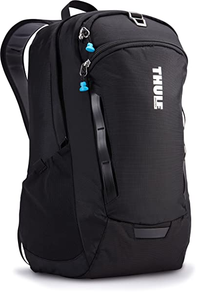 182e6b35c Amazon.com: Thule EnRoute Strut Daypack for 15-Inch MacBook Pro and 10-Inch  Tablets - Black (TESD-115): Computers & Accessories