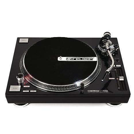 Reloop RP7000 - Giradiscos dj: Amazon.es: Instrumentos musicales