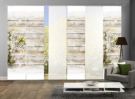 Gardinen Vorhänge Flächenvorhänge Flächenvorhang