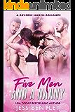 Five Men and a Nanny: A Reverse Harem Romance (English Edition)
