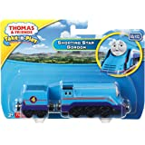Fisher Price Toy - Thomas & Friends Take-n-Play Shooting Star Gordon Die Cast Engine Playset