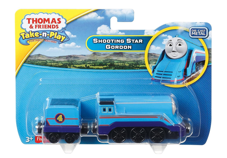 Amazon.com: Thomas & Friends Fisher-Price Take-n-Play, Shooting Star ...