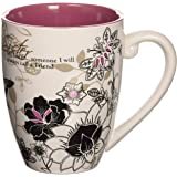 Mark My Words Sister Mug, 4-3/4-Inch, 20-Ounce Capacity