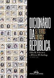 Dicionário da república: 51 textos críticos