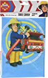 Amscan International 120 x 180 cm Fireman Sam Plastic Tablecover