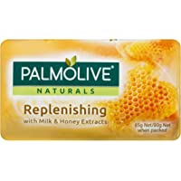 Palmolive Naturals Bar Soap Replenishing Milk and Honey, 4 x 90g