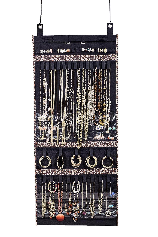Jewelry Wall Organizer Amazoncom Donna Walsh The Ultimate Jewelry Scroll Hanging