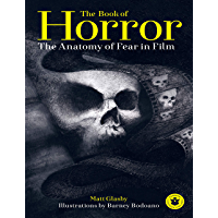 The Book of Horror:The Anatomy of Fear in Film book cover