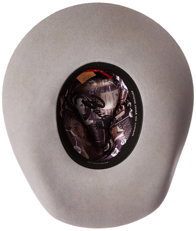 625fd827d688d0 Bailey Western Men's Shackelford Western Cowboy Hat at Amazon Men's  Clothing store: