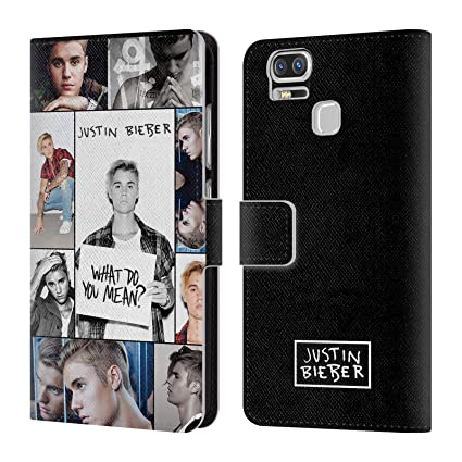 Amazon Com Official Justin Bieber Grid Poster Purpose Leather Book