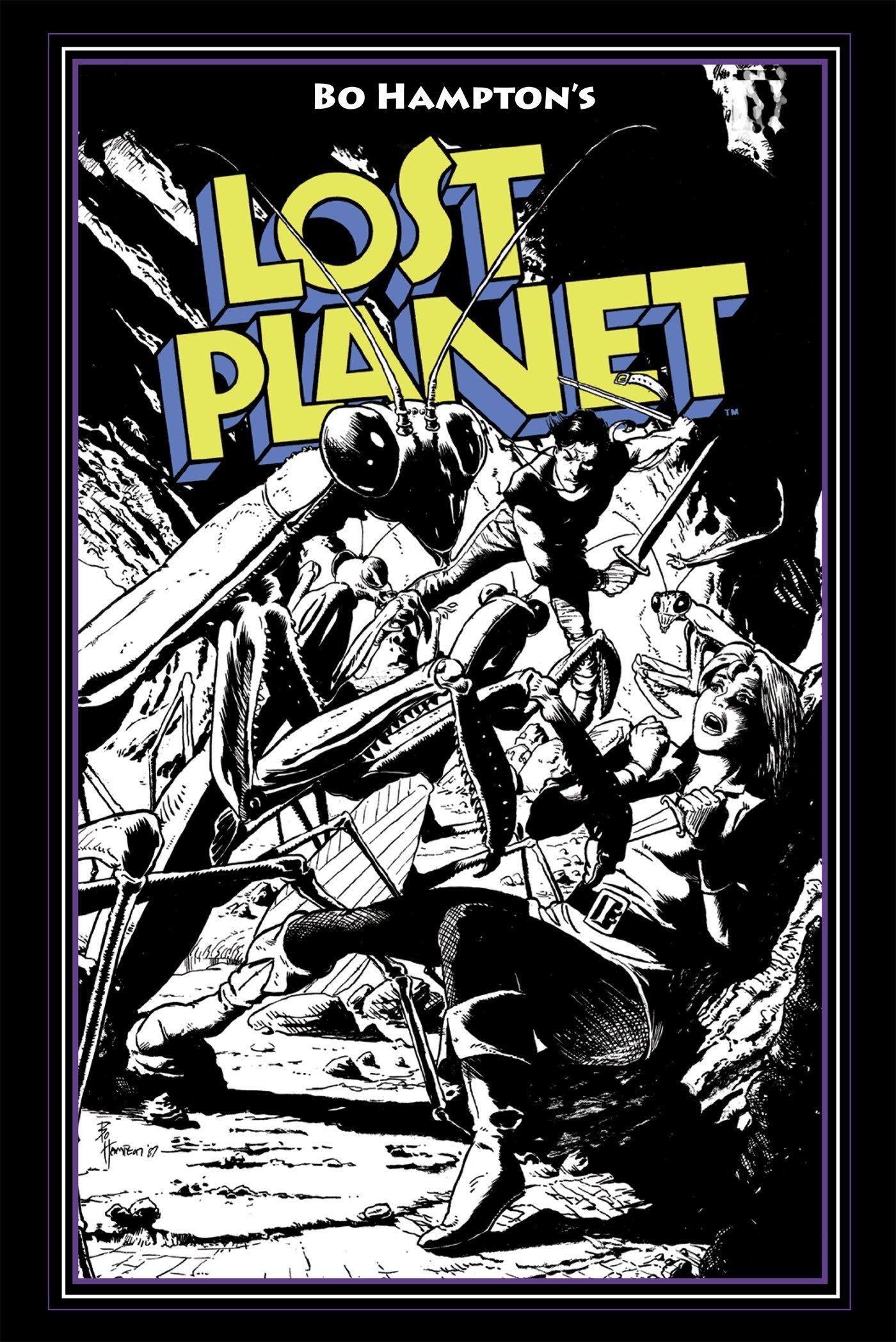 Read Online Lost Planet pdf
