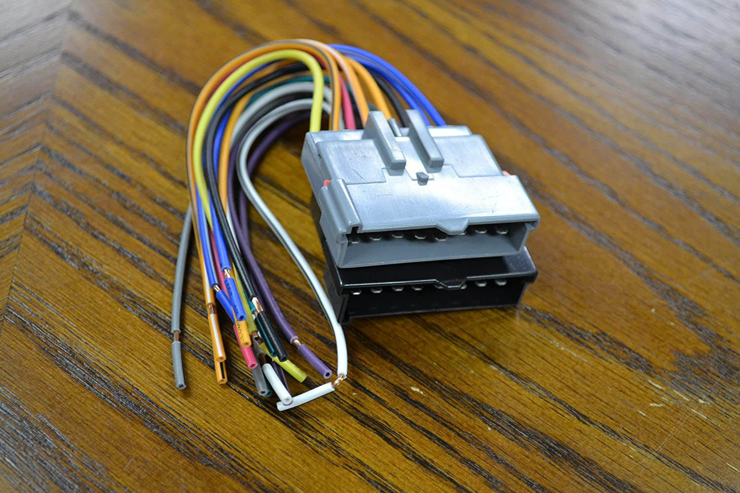 Metra Electronics Ibr Whfd2 Frd Lncn Merc 86 Up Automotive Wiring Harness