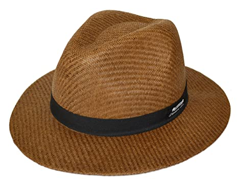 16ad5dde0a8b81 Panama Jack Men's Matte Toyo Safari Hat at Amazon Men's Clothing store:
