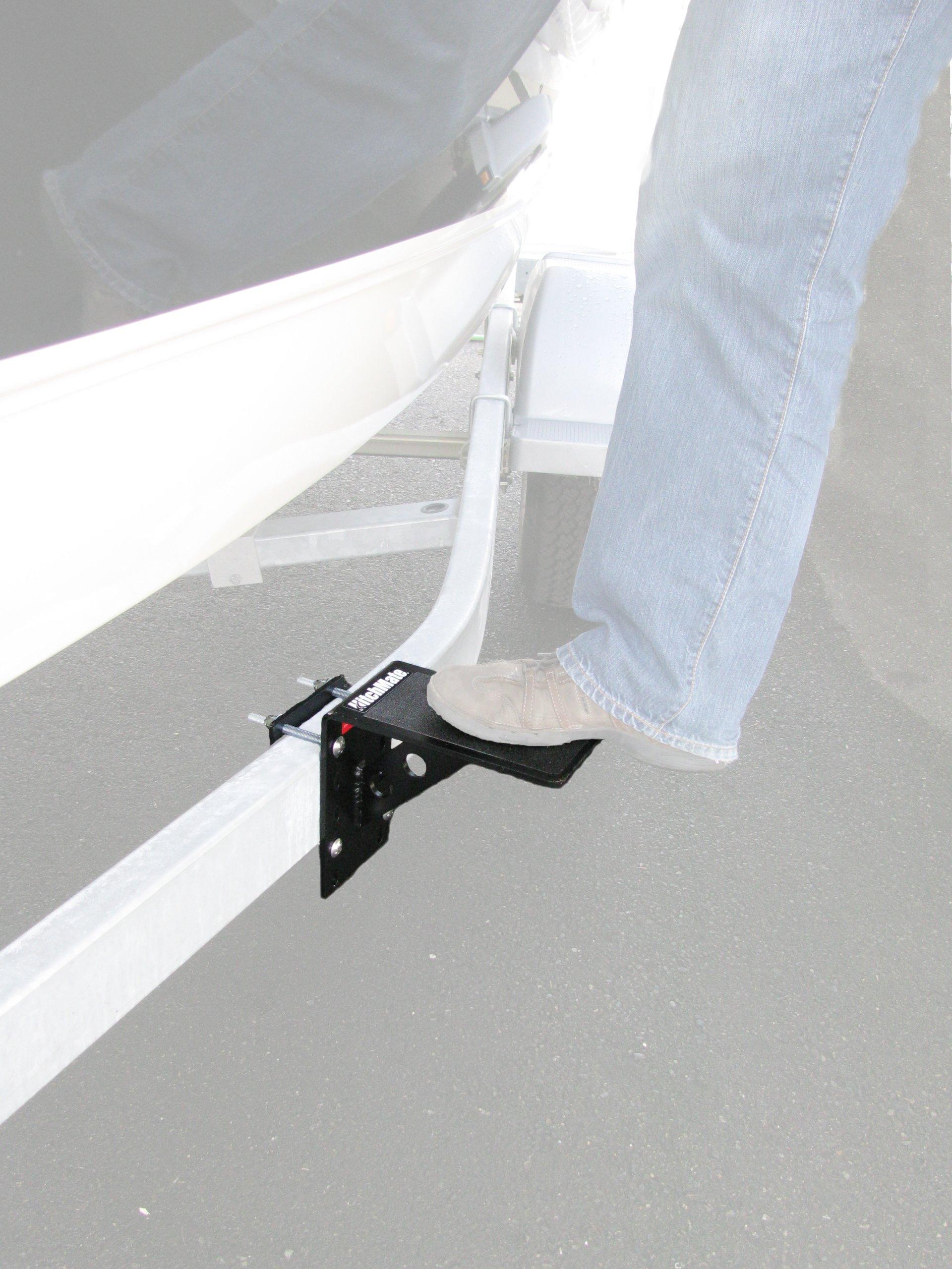 Heininger Hitchmate Black 4036 5-Inch Trailer Step