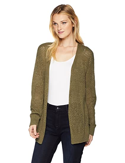 e989d5355e248 Roxy Women's Summer Bliss Cardigan Sweater at Amazon Women's Clothing store: