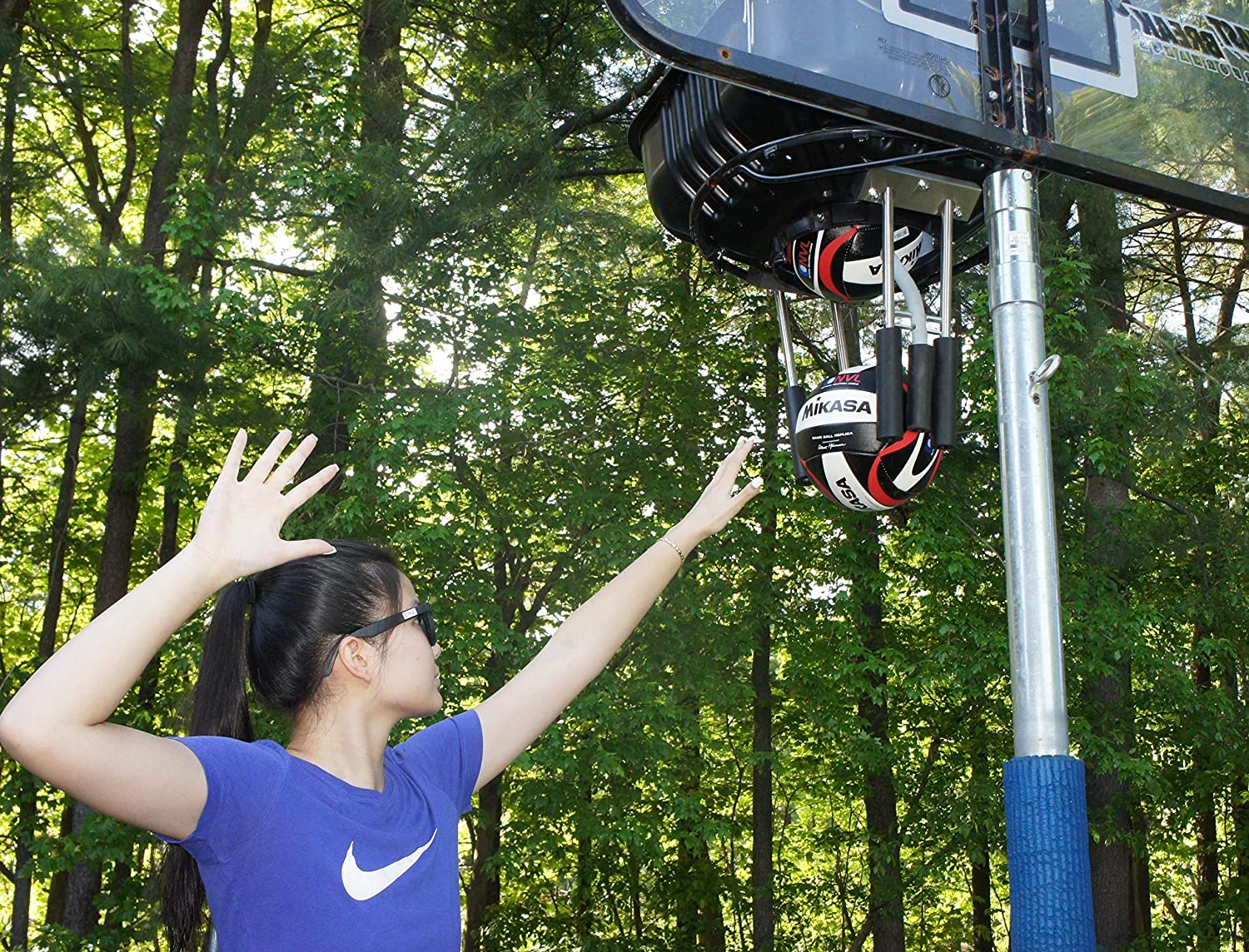Volleyball Training Aid - Smart Spike System. : Sports & Outdoors