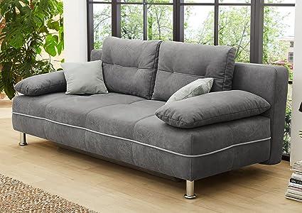 Avanti Trendstore - Jodie - Sofá con función cama y baúl ...
