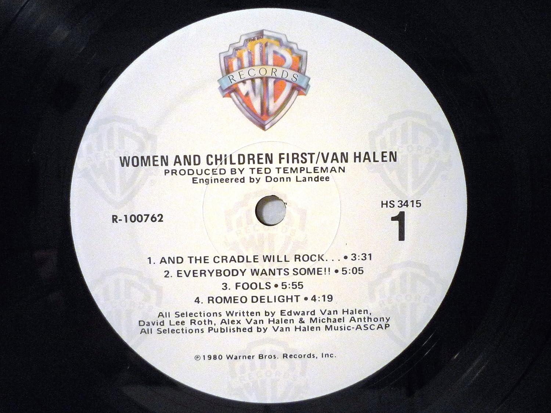 946f8ee43be - Van Halen - Women And Children First - HS 3415
