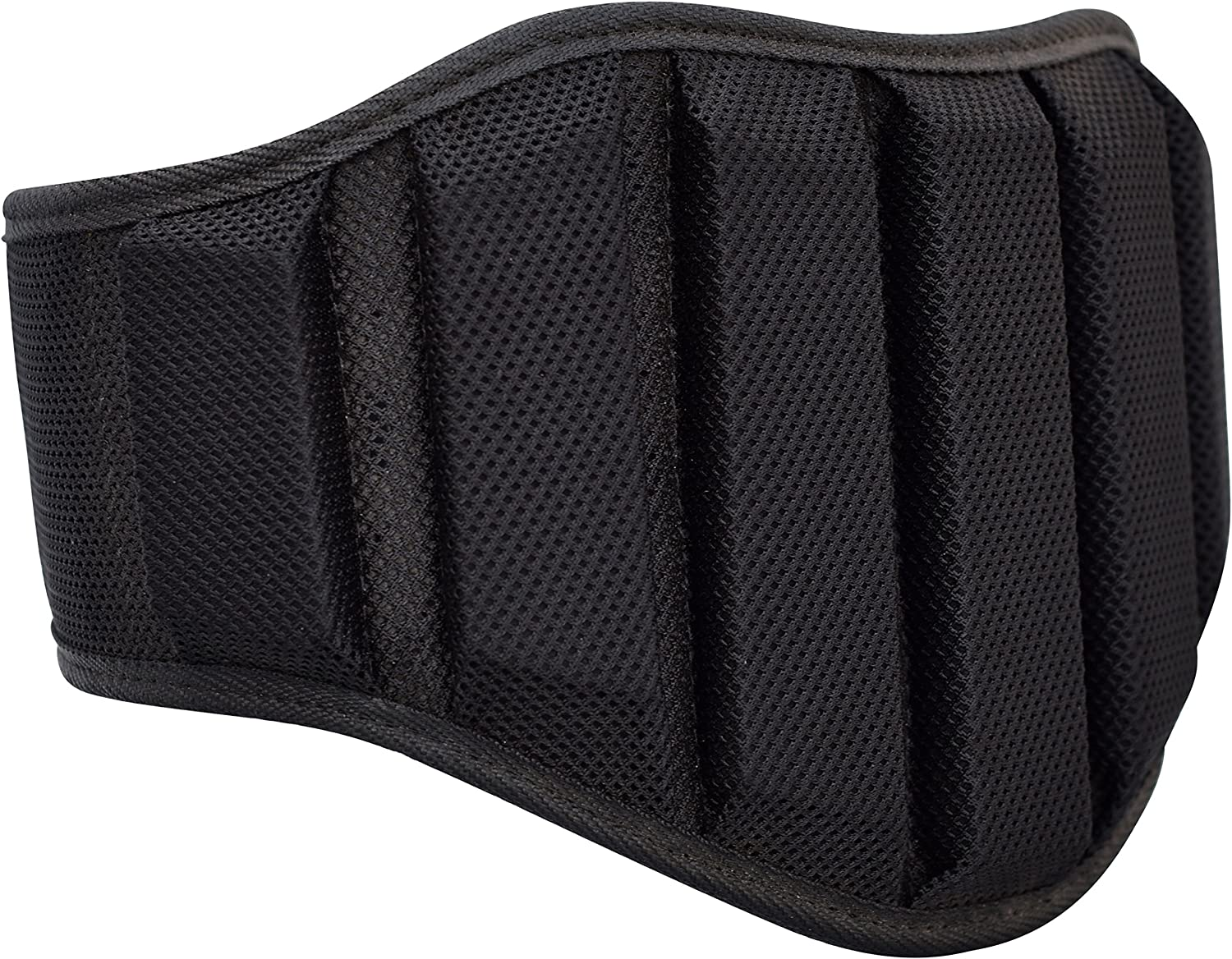 """Large Weight Lifting Belt Gym Back Support Fitness Neoprene 8/"""" Wide"""
