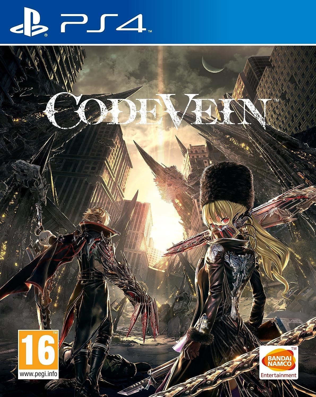 Code Vein - PlayStation 4 [Importación inglesa]: Amazon.es ...