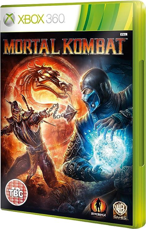 Mortal Kombat (Xbox 360) [Importación inglesa]: Amazon.es: Videojuegos