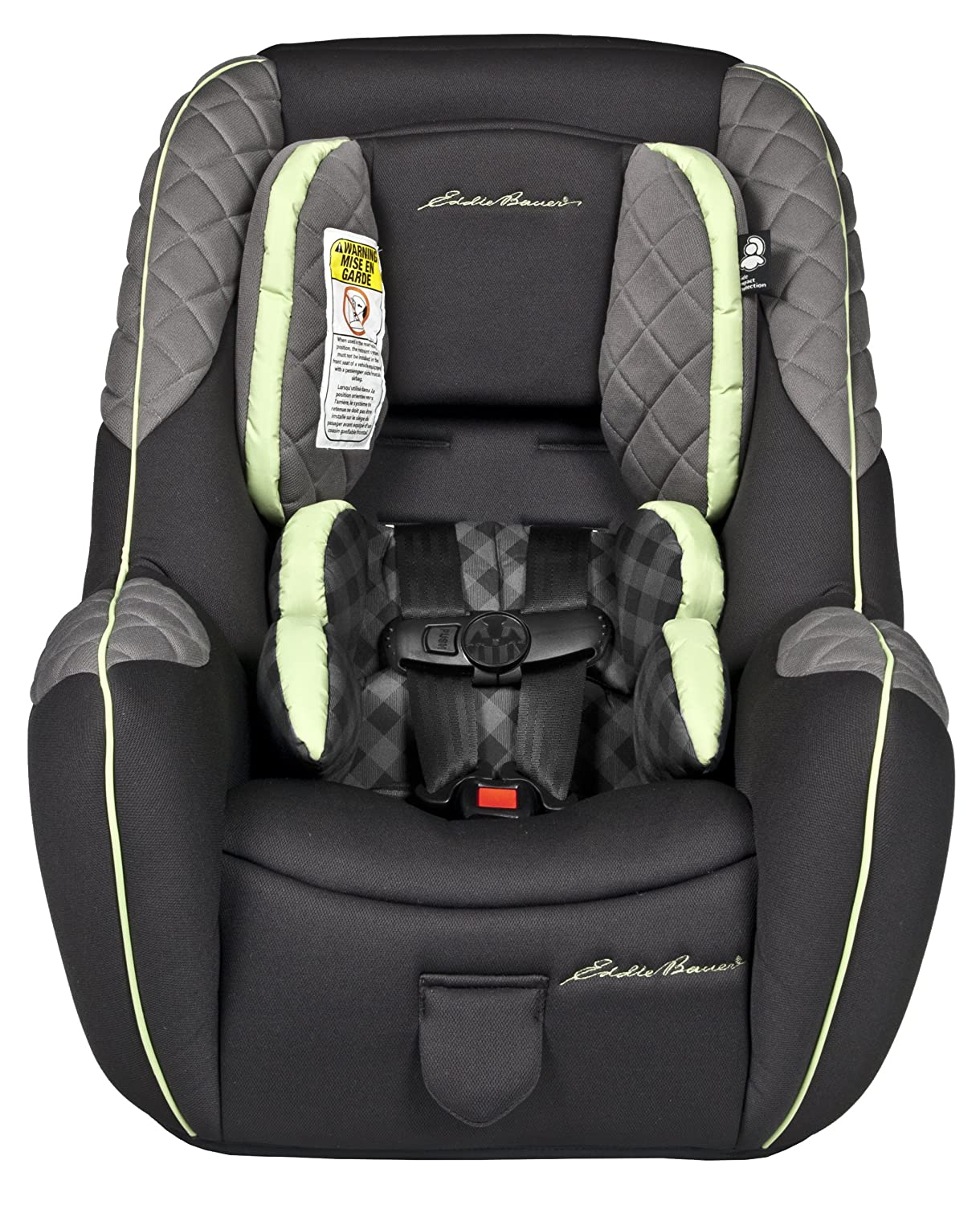 Eddie Bauer XRS 65 Convertible Car Seat-Broadview, Grey Black Dorel Juvenile Canada 22701CCEM