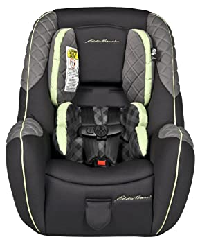 Eddie Bauer XRS 65 Convertible Car Seat Broadview Grey Black