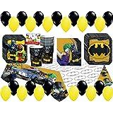 Lego Batman Movie Deluxe Party Pack Bundle