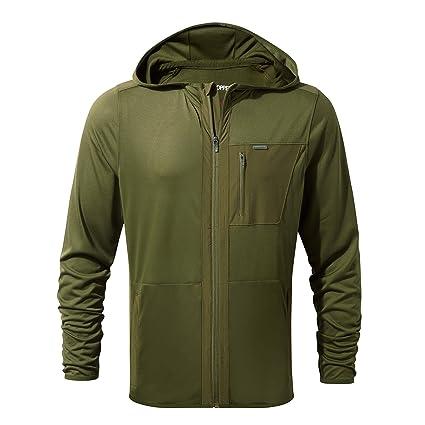 9d4f9d6c012c Amazon.com  Craghoppers Men s NAT Geo NosiLife Elgin Hooded Jacket ...