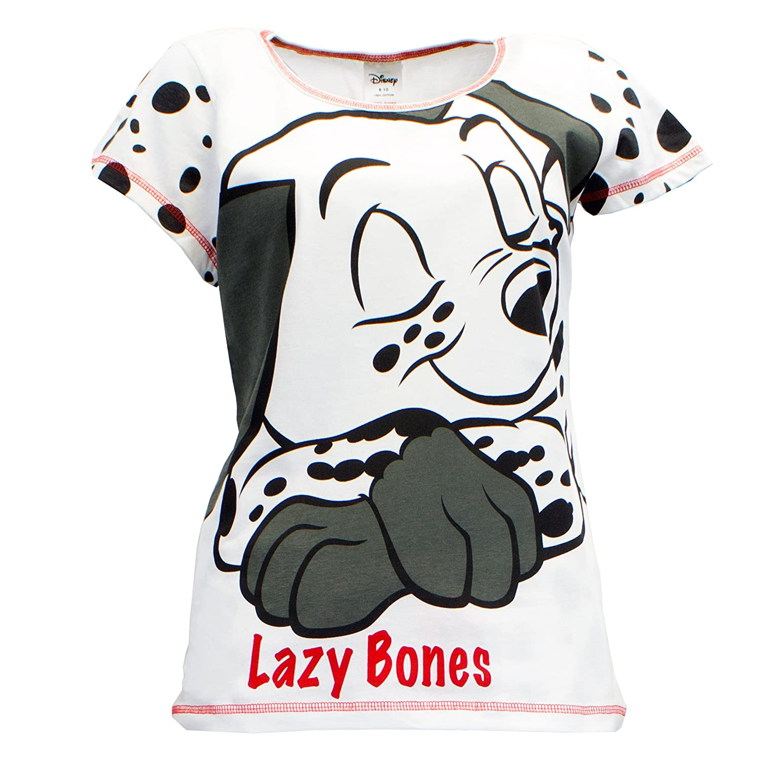 Disney 101 Dalmatians Womens 101 Dalmatians Pajamas at Amazon Womens Clothing store: