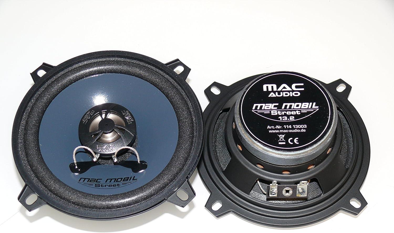 Mac Audio Speakers For Vauxhall Corsa B Or C Rear Elektronik