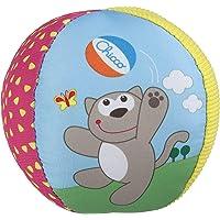 Chicco-05835 Big & Small Pelota Soft, Multicolor (00005835000000)
