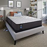 Sealy Response Performance 12.5-Inch Cushion Firm Tight Top Mattress, Queen, Made in USA, 10 Year Warranty