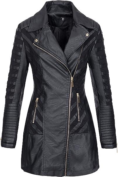 jacke mantel damen schwarz frühjahr