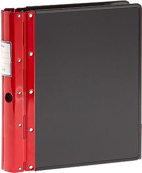 Archivo 2000 Ardos - Archivador metálico, color rojo: Amazon.es: Oficina y papelería