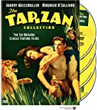 The Tarzan Collection Starring Johnny Weissmuller (Tarzan the Ape Man / Escapes / and His Mate / Finds a Son / Secret…