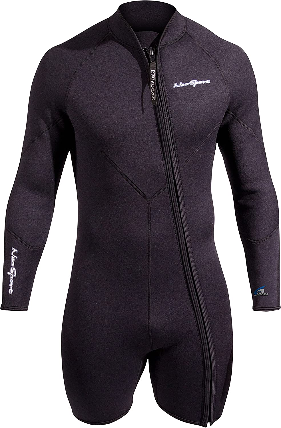 IMERSION SERIOLE STRECHY JACKET 5 MM WET SUITS SUITS AND COMPLEMENTS BLACK