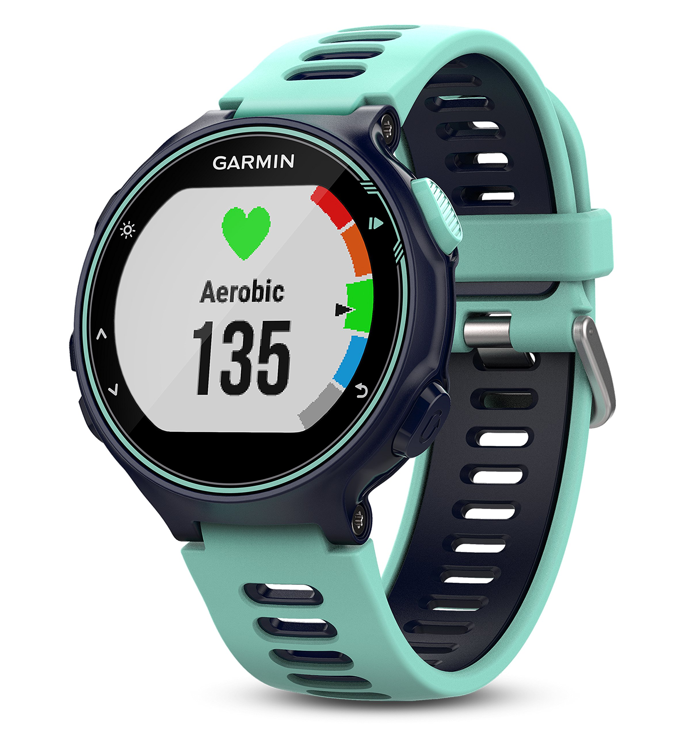 Garmin Forerunner 735XT (Frost Blue, Run-Bundle) Power Bundle | Includes HRM-Run Chest Strap, HD Glass Screen Protectors (x2) & PlayBetter Portable Charger | Multisport GPS Running Watch by PlayBetter (Image #8)