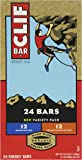 Clif Bar Variety Pack with Chocolate Chip and Peanut Butter Flavors, 2.4 Ounce (68 Gram) Nutritional Energy Bars, 24 Count