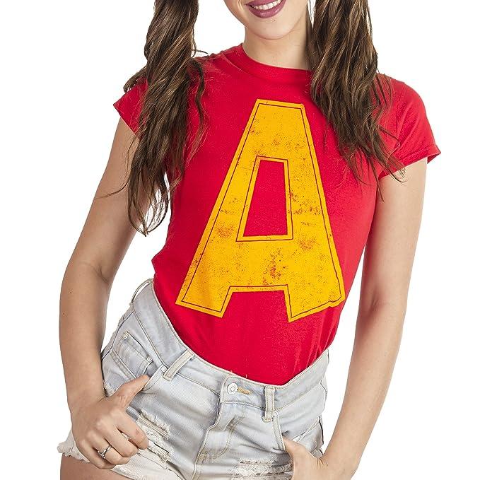 T-Shirt Alvin Superstar Cartoon - Cartoon by Eighteen: Amazon.it: Abbigliamento