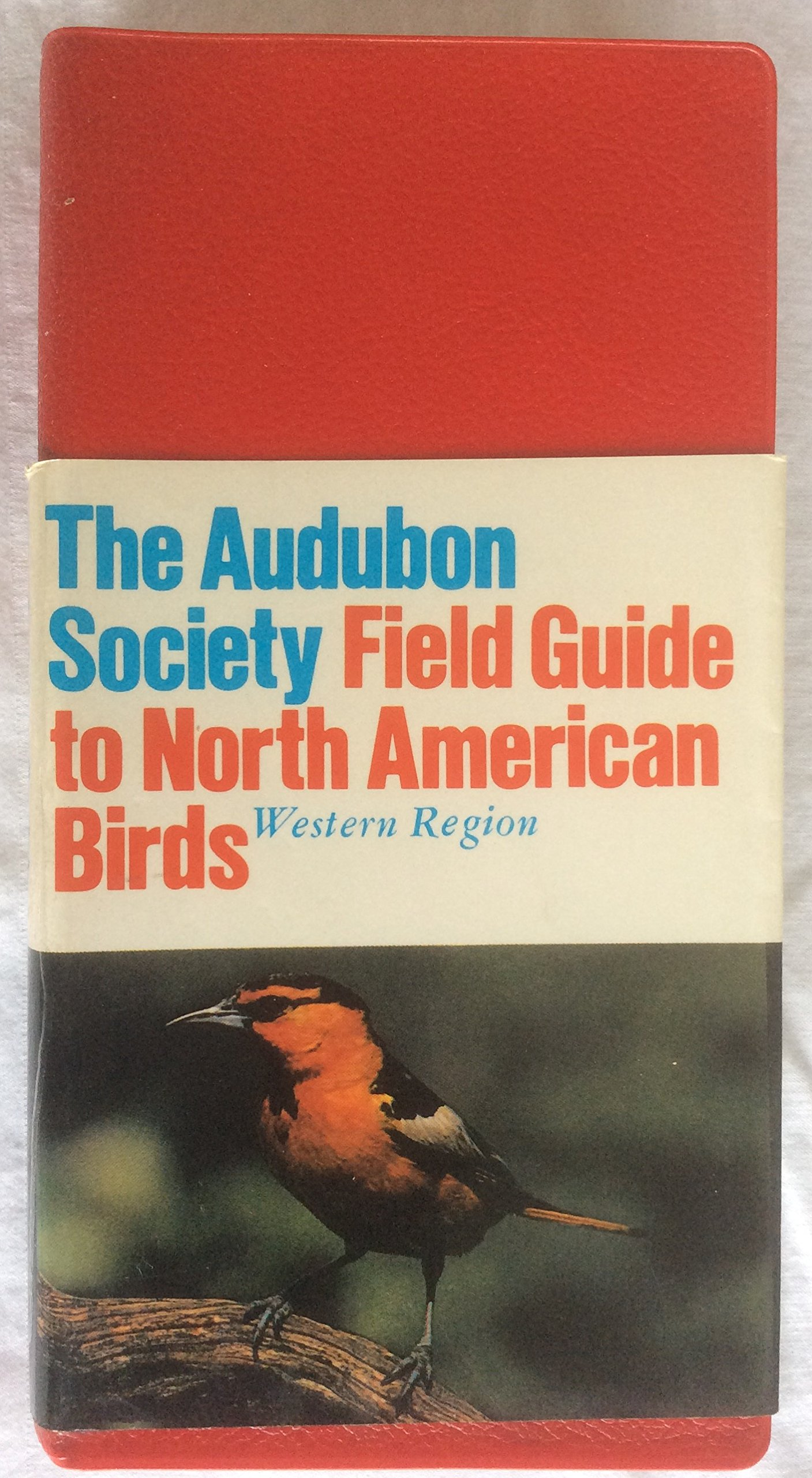 The Audubon Society Field Guide to North American Birds: Western Region (Audubon  Society Field Guide Series): Miklos D.F. Udvardy: 9780394414102: ...