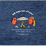 BABA TOSHIHIDE 20th Anniversary Acoustic Tour ME AND MY STORY LIVE AT 金沢アートホール LIVE CD [2CD+BOOK]