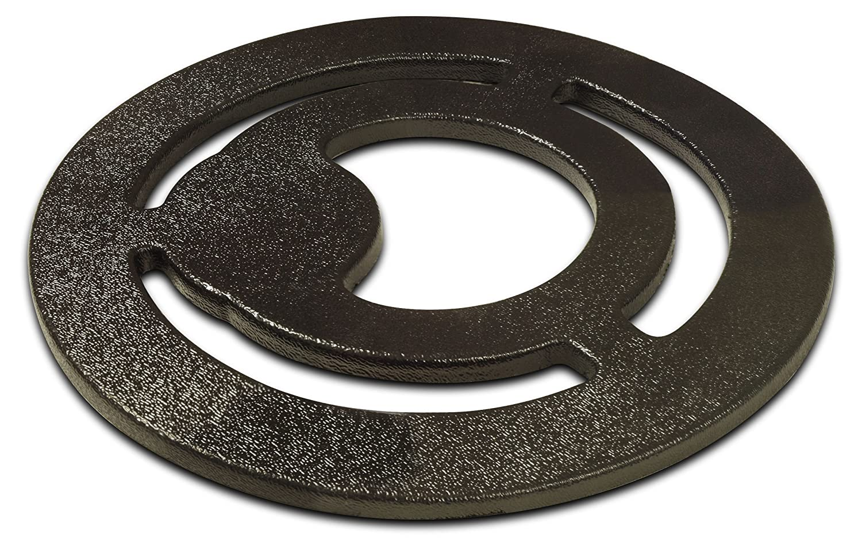 Bounty Hunter Metal Detector 4 inch coil Einband, Schwarz FirstTexasProducts 4COVER