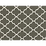 Amazon Com Brand New Gray Charcoal Leather Look Vinyl