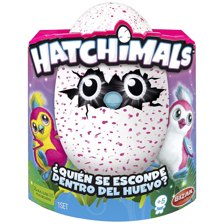 Hatchimals - Penguala, color rosa (61921909)