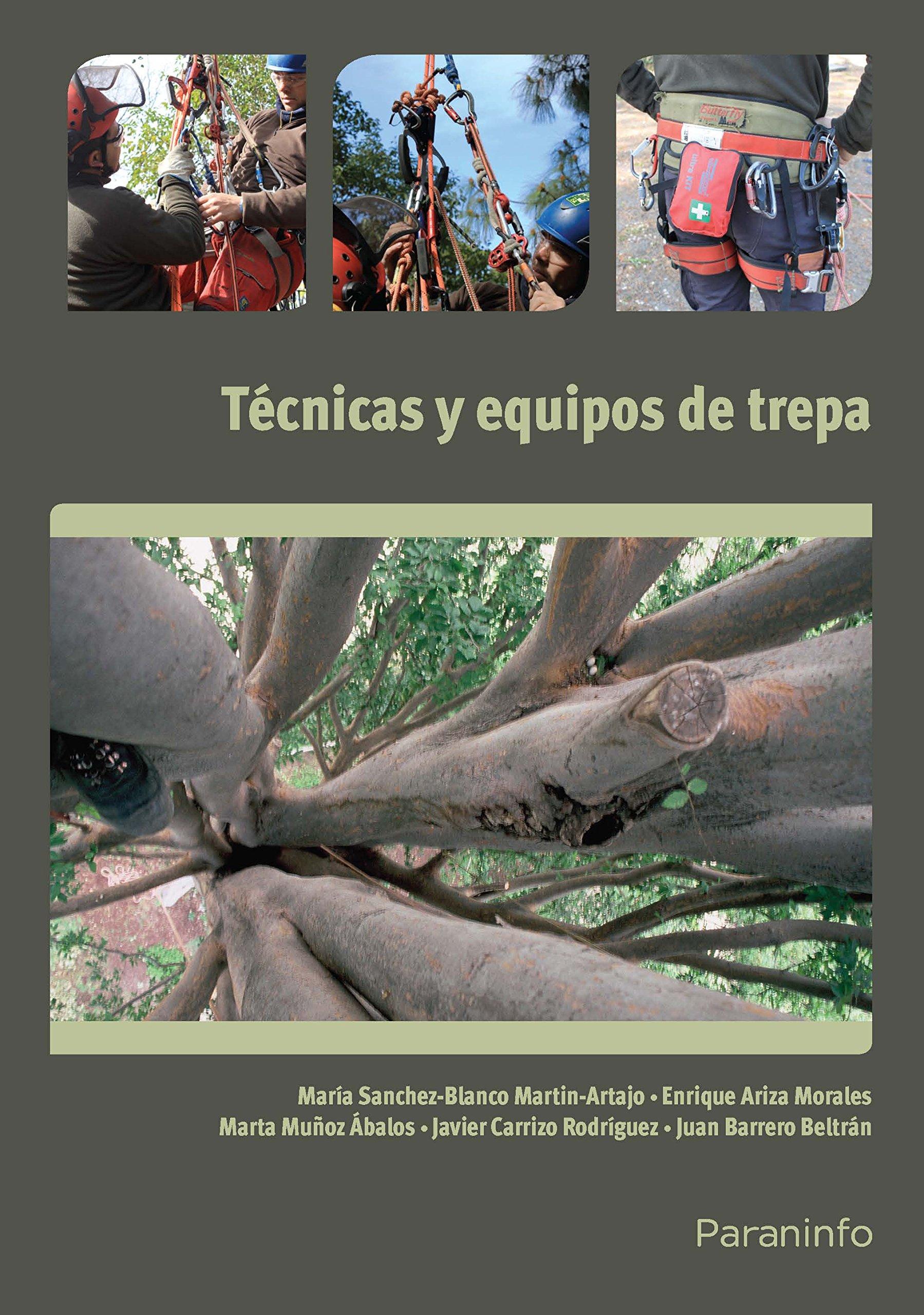 Técnicas y equipos de trepa Cp - Certificado Profesionalidad ...