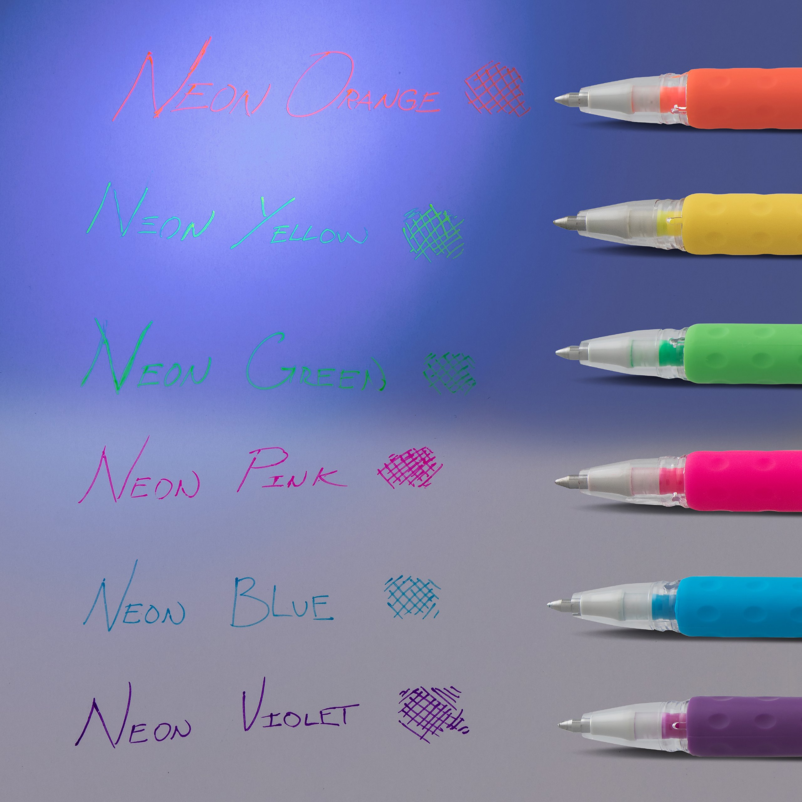 Pentel POP Gel Pen Series Collector's Edition (POPBOX1) by Pentel (Image #8)