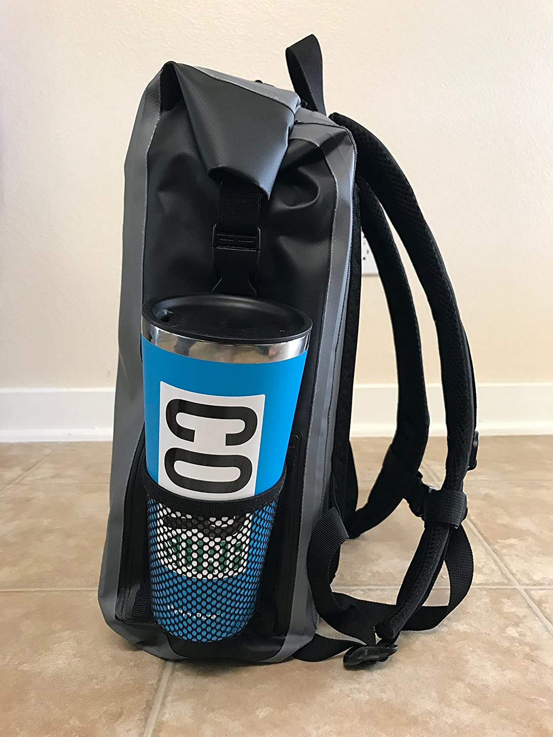 c4358088314a One feature of this backpack that comes in handy is the removable laptop  sleeve that allows you to leave your backpack or laptop bag behind