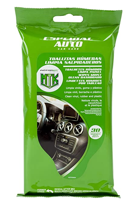 Motorkit SHI00604 Toallitas para Limpieza Del Salpicadero, 5 Litros