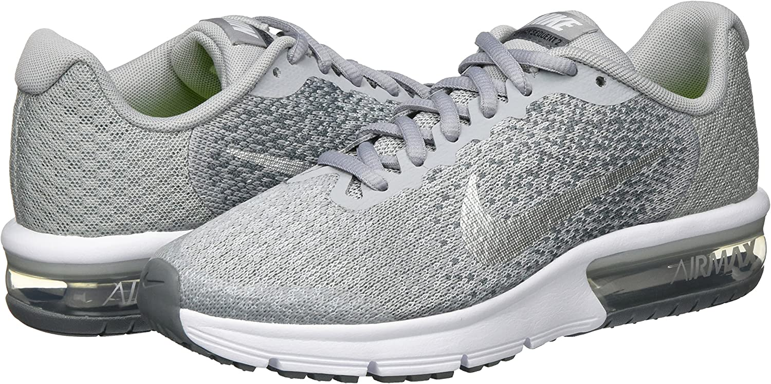Nike Air Max Sequent 2 Running Girls Shoes Size 5.5